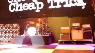 Cheap Trick NYE 2016 The Foundry Las Vegas Opening of Show Ello Kiddies Big Eyes