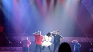 Shake Your Tailfeather -- Cheetah Girls LIVE