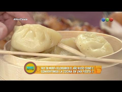 Gyoza: empanadas chinas al vapor - Morfi