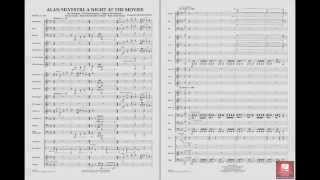 Alan Silvestri    A Night At The Movies Arr. Michael Brown