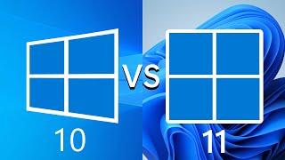 Windows 10 vs 11   Features & Changes