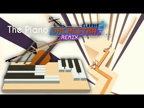 Dancing Line - The Piano Classic Orchestra Remix by Manatite_CK | DL Android