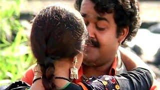 "Thenmavin Kombathu Movie Song ""Karuthapenne"" | Mohanlal | Shobana | Pappu"