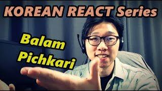 KOREAN REACT ON Balam Pichkari Full Song Video Yeh Jawaani Hai Dee