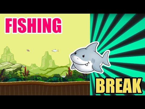 Fishing Break | Caught Great White Shark