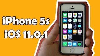 iPhone 5s iOS 11.0.1 [PT-BR]