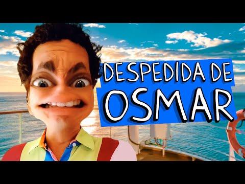 FAMÍLIA SEM FILTROS - DESPEDIDA DE OSMAR