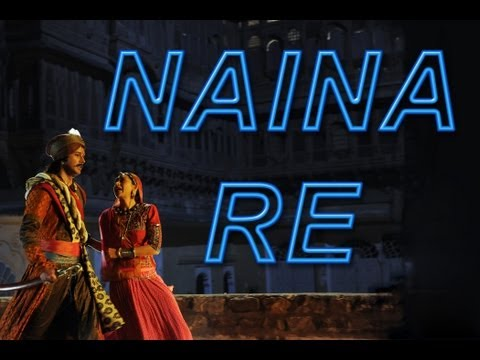 Naina Re Song from Dangerous Ishhq - Karishma Kapoor