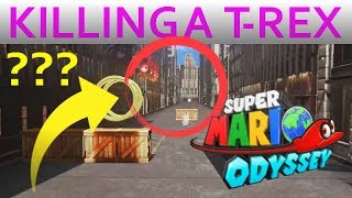 Out of Bounds in ALL 17 Kingdoms! Mario Odyssey Glitches! - SKELUX