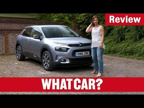 2019 Citroën C4 Cactus review   What Car?