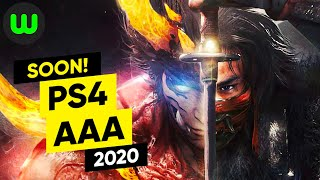 15 Upcoming Triple-A PS4 Games of 2020 | whatoplay