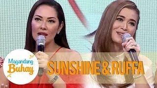 Magandang Buhay: Ruffa and Sunshine give advice to their kids