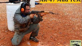 AK47 Rifle Mud Test  Ultimate Survival Gun
