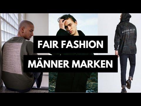 22 Fair Fashion Männer Marken | Fair Fashion & Lifestyle | rethinknation