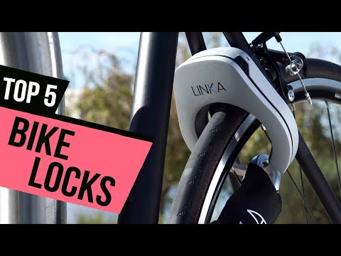 TOP 5: Best Bike Locks 2017