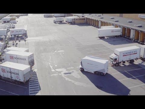 DB Schenker gaat met autonome T-pod rijden