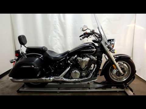 2014 Yamaha V Star 1300 Tourer in Eden Prairie, Minnesota - Video 1