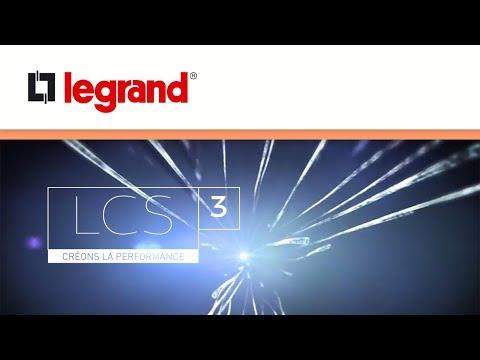 LCS³, créons la performance avec le réseau VDI Legrand