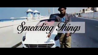 PEEJAY PAUL – SPREADING THINGS