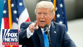 Trump speaks at 'Make America Great Again' rally in Florida
