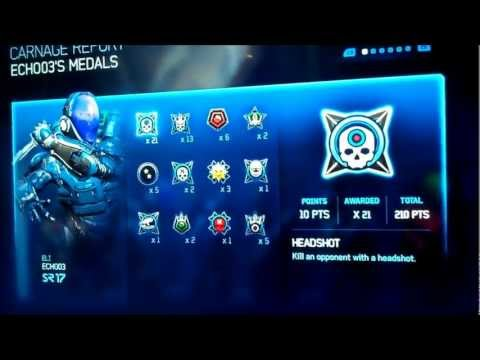 halo 4 medals