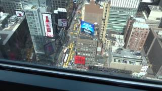 Hotel Room Tour: DoubleTree Times Square #4004, New York, New York