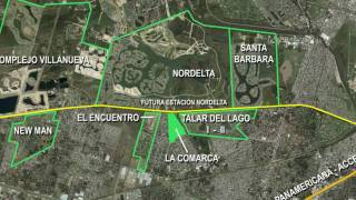 preview picture of video 'La Comarca Barrio Privado'