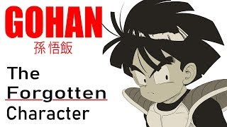 Son Gohan: The Forgotten Character | The Anatomy of Anime
