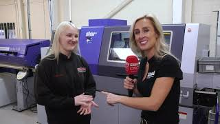 Marika is a CNC Machinist at Axminster