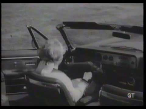 In 1965 Ford Wanted Everyone To Steer With Their Wrists: What Could Be Safer?