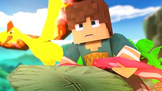 Minecraft: Pokemon Ruby - Perdidos Na Ilha De Moltres #19