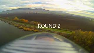 FPV Flight with RC Plane to the Island