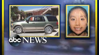 New surveillance video released in search for missing teen