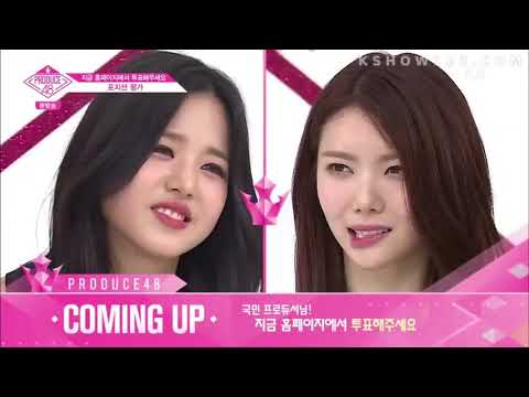 Download Eng Sub Produce48 6 180720 Ep6 Mp4 & 3gp