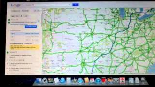 Google Maps for truck drivers