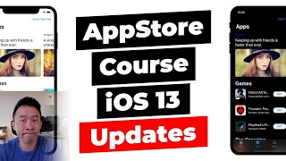AppStore Course Update CompositionaLayout & DiffableDatasource $25 Off Sale