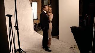 Gabriel Macht & Sarah Rafferty Photoshoot S9