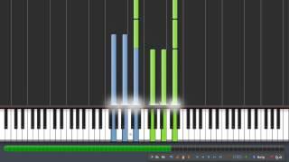 Massive Attack  Teardrop Piano