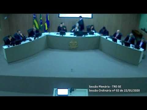 Sessão plenária de despedida do Des. Diógenes Barreto