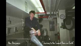 Alec Benjamin - Journey to the Lowest Place on Earth (Demo)