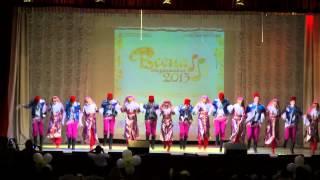 Ансамбль «Делис» Турецкий танец «Халай»