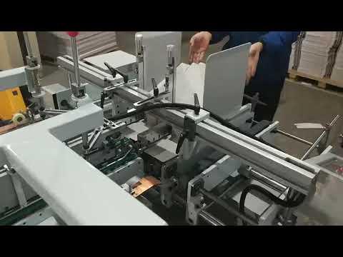 Automatic Folder Gluer