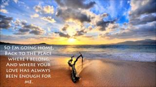 Chris Daughtry - Home Acoustic (Lyrics)