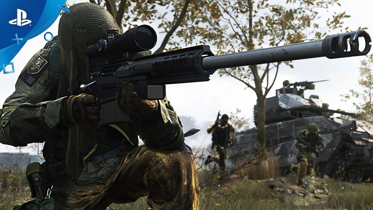 Beta de Call of Duty: Modern Warfare Chega Quinta-Feira