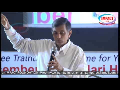 Be Unite Always | Jaya Prakash Narayan |TELUGU IMPACT Hyd Dec 2013