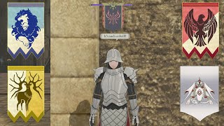 Gatekeeper Explains Every Route in Fire Emblem: Three Houses
