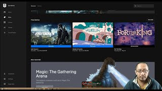 How to download PC games that usually cost money for FREE? Epic Games Launcher