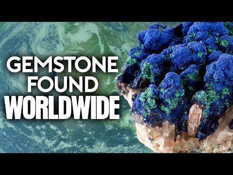 A Gemstone Found Worldwide