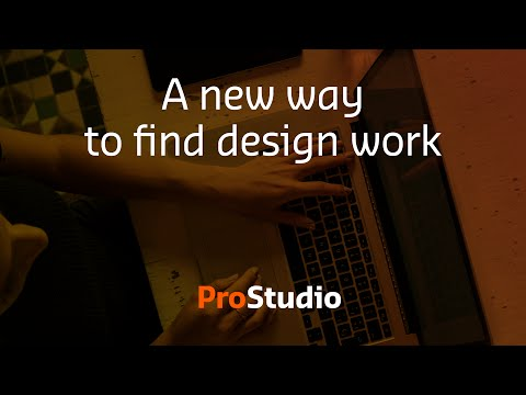 ProStudio Find new designwork