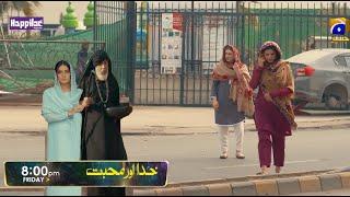 Khuda Aur Mohabbat Teaser 29 Review By showbiz glam